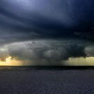 Micro burst by David Lee Thompson