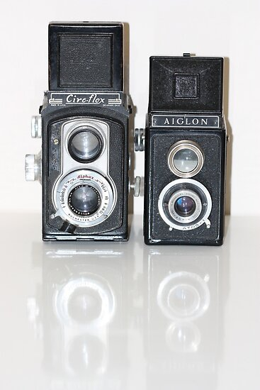 TLR Pair by Keith G. Hawley