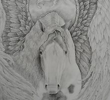 Gypsy Pegasus by louisegreen
