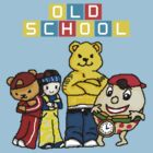 Old School by GeekCupcake