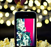 Popcorn at the movies by NikonKid