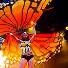 Butterfly Dance performance - Sydney Festival by Leonardo Tarjadi