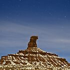 Starry Night: Valley of the Gods by TheBlindHog