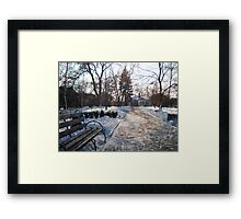 In this house was born Great Russian writer Anton Chekhov. Taganrog Framed Print