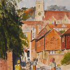 Hythe, Mount Street by Beatrice Cloake