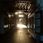 Hitchin Arcade by Paul  Green