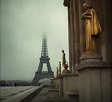 _ Eiffel Tower _ by Louise LeGresley