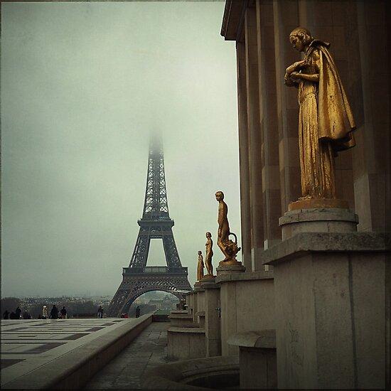 _ Eiffel Tower _ by Louise LeGresley