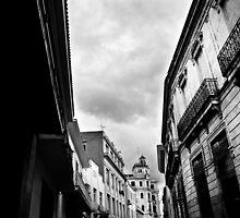 La Habana Vieja by David Sundstrom