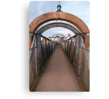 Bridge over Adur II Canvas Print