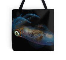 Southern Calamari Squid Tote Bag