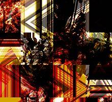 analog flipped out... gone digital by banrai