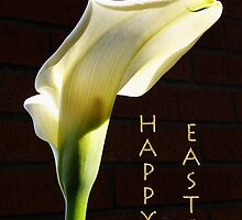 'happy easter' lily by dedmanshootn