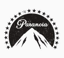 Paranoia Black by Karl Whitney
