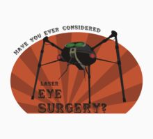Laser Eye Surgery by Chris Cardwell