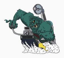 Go - Go Gaira by monsterfink