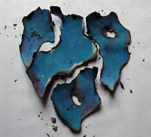 Burnt Out Heart by Jak Savage (aka Unbeknown)