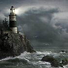 Approaching Storm by Tammara