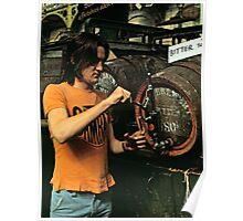 CG16 Covent Garden Beer Festival, London, 1975. Poster