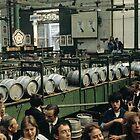 CG15 Covent Garden Beer Festival, London, 1975. by David A. L. Davies