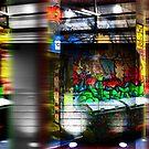 alley life by vampvamp