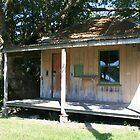 Old Tallebudgera Post Office 1878-1958 by aussiebushstick