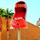 Red Shoe, Las Vegas by infiniteartfoto