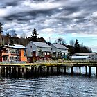 Langley Marina One by Rick Lawler