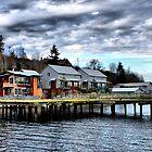 Langley Marina One by Rick Lawler