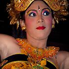 Balinese Dancer 4 by Werner Padarin