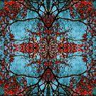 Woven Are The Blossoms  by Elizabeth Burton