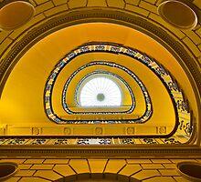 Somerset House - London by Bryan Freeman