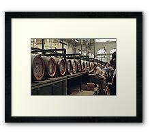 CG4 Covent Garden Beer Festival, London, 1975. Framed Print