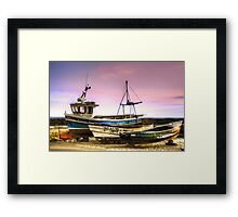 Time for a rest Framed Print