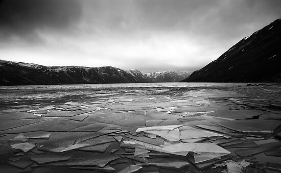 Icy Loch 5 by beavo