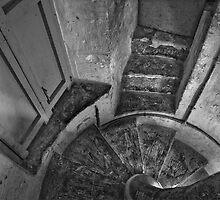 Mono 17th Century Stone-Cut Spiral Staircase Zabbar Parish Malta by Edwin  Catania