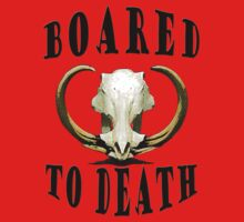 Boar-ed to Death by Darren Stein