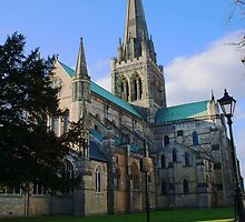 Chichester Cathedral  by Dave Godden