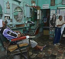 Barber shop by GalbaSandras