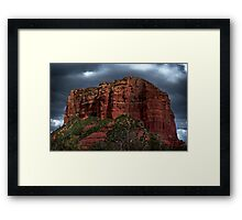 Bell Rock, Sedona Arizona Framed Print