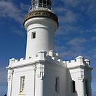 Byron Lighthouse by PhotosByG