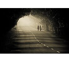 A long way to go Photographic Print