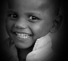 Portrait 20 : A Smile by Dr. Harmeet Singh