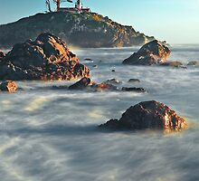 Battery Point by Rick Gustafson