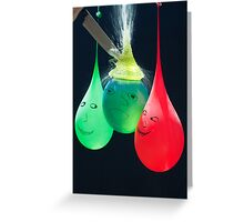 Balloonicidal II Greeting Card