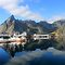 Reflections of Lofoten by beavo