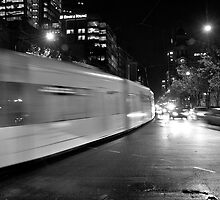Last Tram Out Of Adelaide by John  Callisto