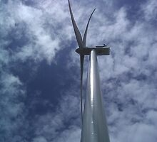 Wind Power Edge by Norman Perelson