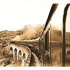 Steam train to Mallaig by peaky40