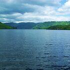 Ullswater Lake district  by Graeme Simpson